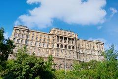 Buda Castle, Budapest, Hungary Royalty Free Stock Photography