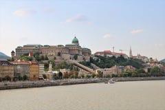 Buda Castle Budapest, Hungary Royalty Free Stock Photography