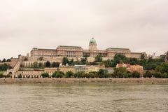 Buda Castle (Budapest, Hungary) Royalty Free Stock Photography