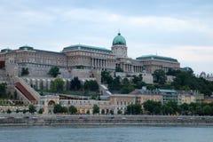 Buda Castle Budapest, Hungary Stock Photography