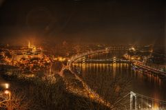 Buda Castle Budapest Hungary. Taken in 2015 stock photography