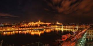 Buda Castle Budapest Hungary. Taken in 2015 stock image