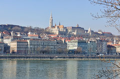 Buda Castle, Budapest Royalty Free Stock Photography
