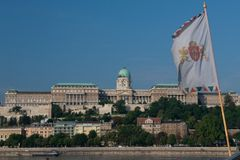 The Buda Castle Royalty Free Stock Images