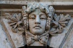 Buda castle detail, Budapest Stock Images