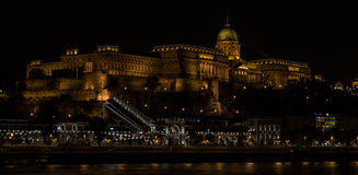 Buda Castle II immagine stock
