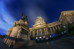 Buda Castle. A picture about Buda Castle Royalty Free Stock Photo