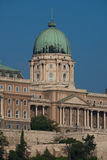 The Buda Castle Stock Photography