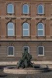 The Buda Castle Stock Photos