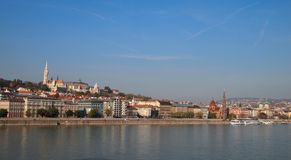 Buda Castle Royalty Free Stock Photos