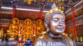 Buda chinesa Imagem de Stock Royalty Free