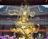 Buda chinesa Fotografia de Stock