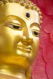 Buda com o rei do naga 06 imagens de stock royalty free