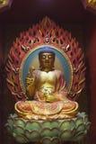 Buda con el dragón Imágenes de archivo libres de regalías