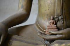 Buda da paz Imagem de Stock