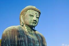 Buda de bronce Foto de archivo libre de regalías