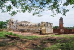 Buda de descanso Foto de archivo libre de regalías