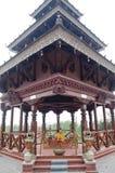 Buda de Nepal Imagem de Stock Royalty Free