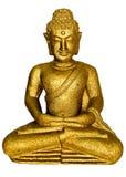 Buda de oro Fotografía de archivo
