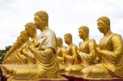 Buda de oro Fotos de archivo