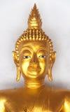 Buda de oro Tailandia Imágenes de archivo libres de regalías