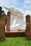 Buda de reclinação de Wat Khun Inthapramun na província Tailândia de Angthong Imagem de Stock Royalty Free