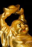 Buda de risa Foto de archivo libre de regalías