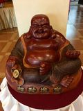 Buda do sorriso imagem de stock royalty free