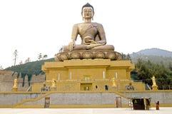 Buda Dordenma, Thimphu, Butão Fotografia de Stock Royalty Free