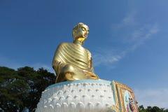 Buda dourada Imagem de Stock