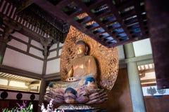 Buda dourada Fotos de Stock Royalty Free