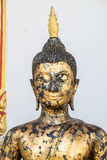 A Buda dourada, Tailândia Fotografia de Stock Royalty Free