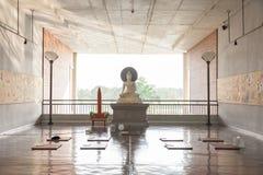 Buda e construção moderna Imagens de Stock