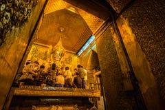 Buda em Myanmar Foto de Stock