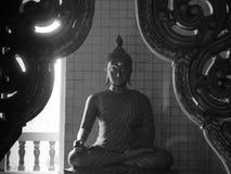 A Buda em Wat Thamsua Fotos de Stock