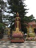 Buda en el Doi Suthep Fotografía de archivo