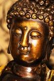 Buda en la meditación profunda Fotografía de archivo libre de regalías