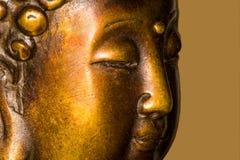 Buda en la meditación profunda Foto de archivo libre de regalías
