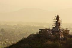 Buda en la montaña Fotografía de archivo libre de regalías