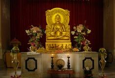 Buda en Sarnath la India fotografía de archivo
