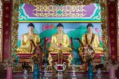 Buda en Tailandia, arte chino Imagen de archivo libre de regalías
