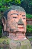 Buda gigante de Leshan, Sichuan, China Fotos de Stock