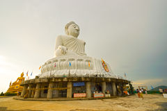 A Buda grande de Phuket Foto de Stock Royalty Free