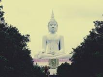 Buda grande em Khon Kaen Imagens de Stock