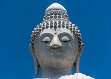 Buda grande em Phuket Tailândia Fotografia de Stock Royalty Free