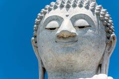 Buda grande em Phuket Tailândia Imagens de Stock