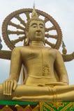 Buda grande en Koh Samui Imagen de archivo