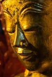 Buda grande en las cuevas de Pindaya Fotos de archivo libres de regalías