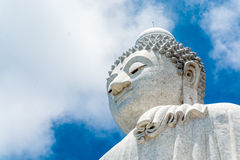 Buda grande en Phuket Tailandia Fotos de archivo libres de regalías