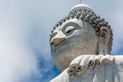 Buda grande en Phuket Tailandia Foto de archivo libre de regalías